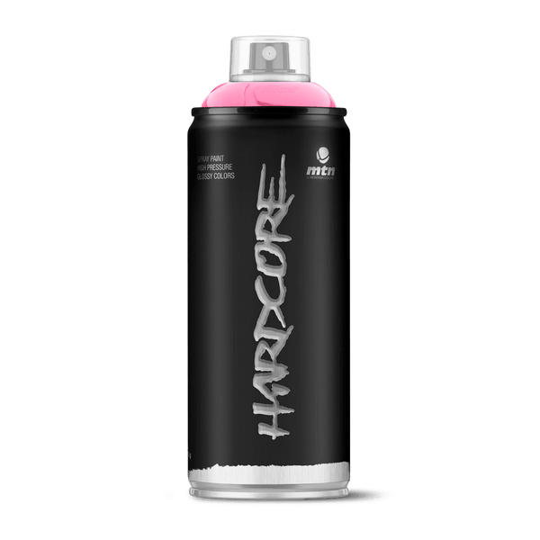 MTN Hardcore Spray Paint - Love Pink | Spray Planet