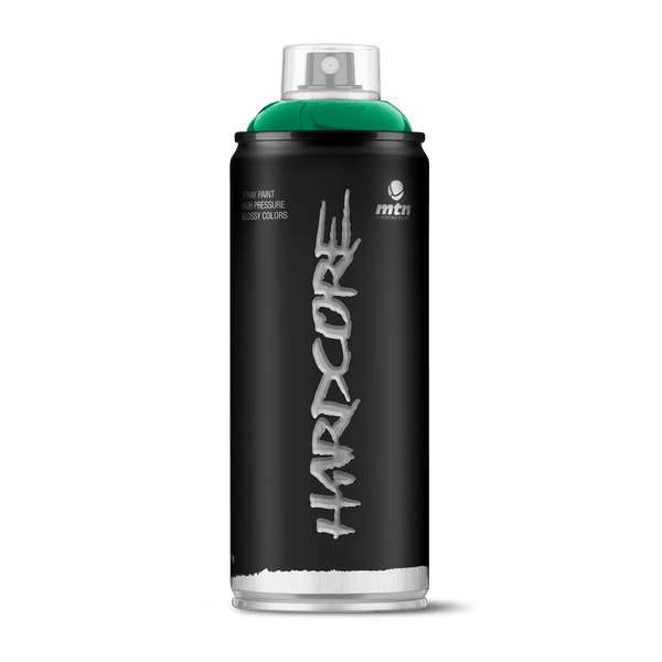 MTN Hardcore Spray Paint - Lutecia Green | Spray Planet