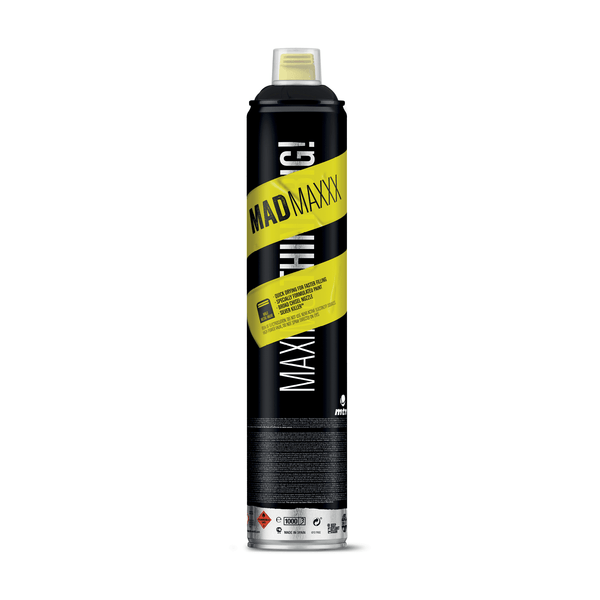MTN Mad Maxxx Spray Paint - Black | Spray Planet
