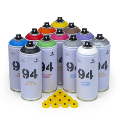 MTN 94 Primary<br>Colors 12 Pack