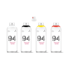 MTN 94 Spray Paint<br>Tester Pack