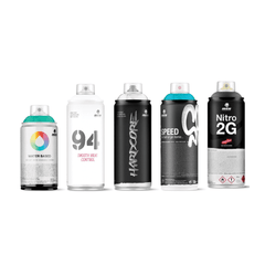 MTN Spray Paint<br>Tester Pack