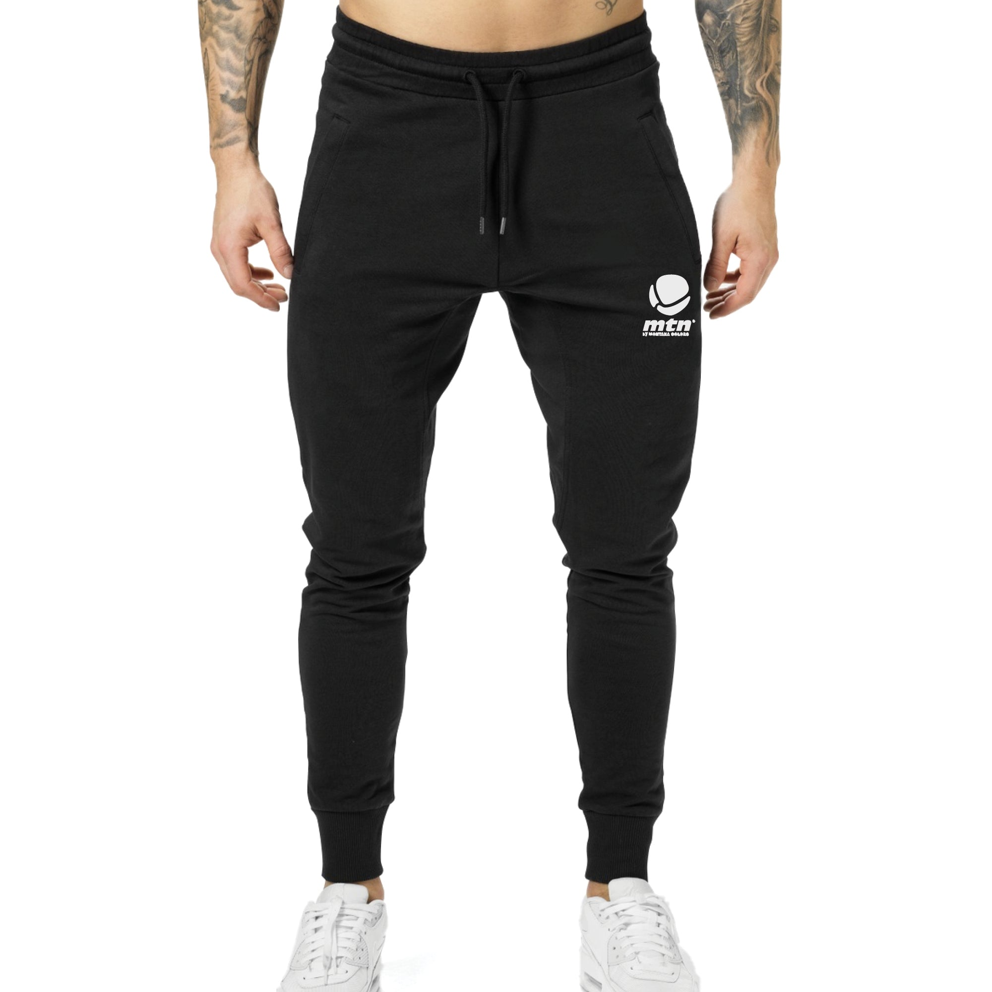 MTN Tapered Jogging Pants