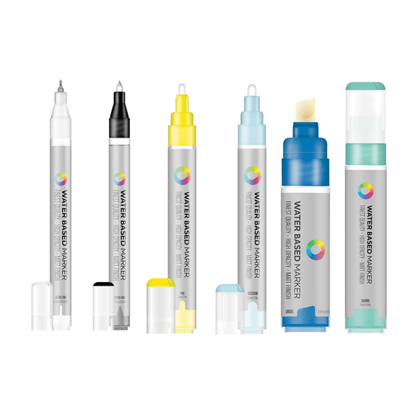 MTN Water Based Marker Sample Pack | Spray Planet