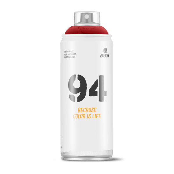 MTN 94 Spray Paint - Madrid Red | Spray Planet
