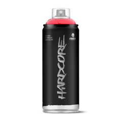 MTN Hardcore Spray Paint - Madrid Red (HRV-241)