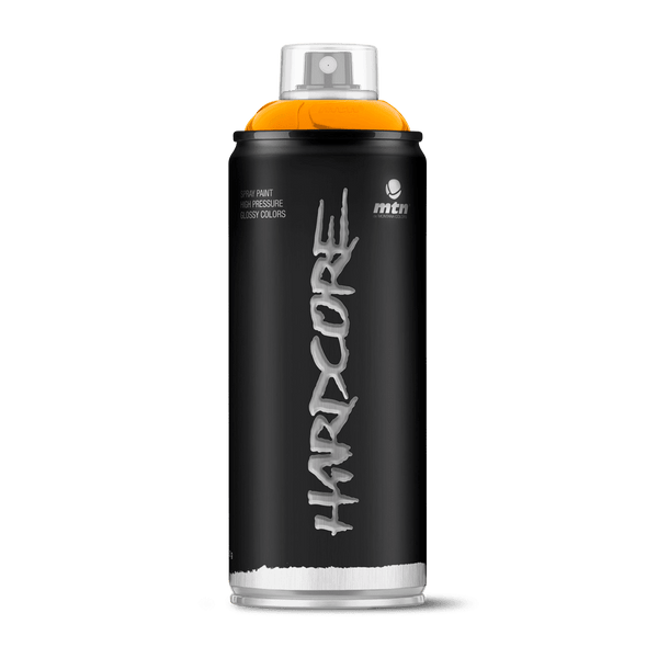 MTN Hardcore Spray Paint - Mango | Spray Planet