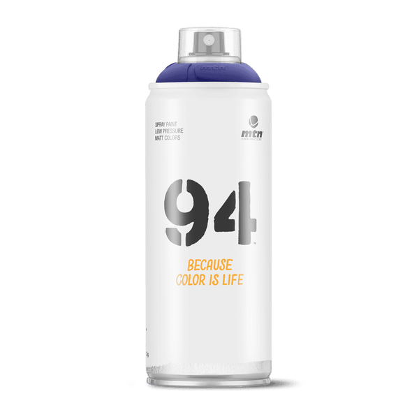 MTN 94 Spray Paint - Mantra Blue | Spray Planet