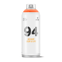 MTN 94 Spray Paint - Mars Orange (9RV-107)