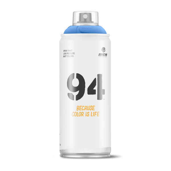 MTN 94 Spray Paint - Marseille Blue | Spray Planet