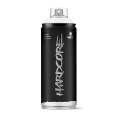 MTN Hardcore Spray Paint - Matte White (HRVMatte White)
