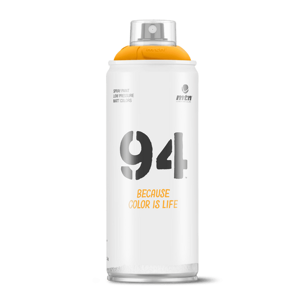 MTN 94 Spray Paint - Medium Yellow | Spray Planet