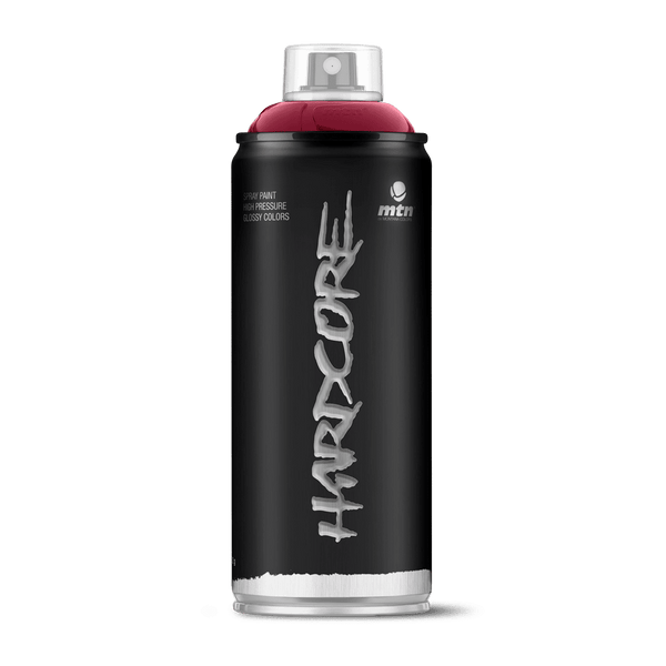 MTN Hardcore Spray Paint - Merlot Red | Spray Planet