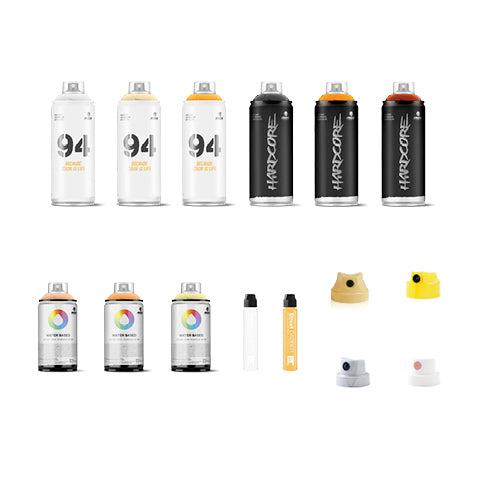 MTN Mini Creamsicle Pack | Spray Planet