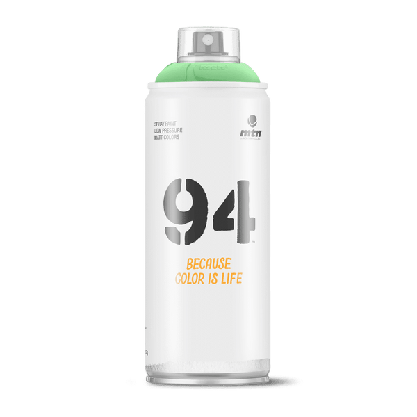 MTN 94 Spray Paint - Mint Green | Spray Planet