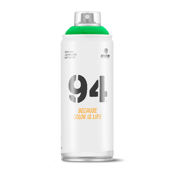 MTN 94 Spray Paint - Mystic Green | Spray Planet
