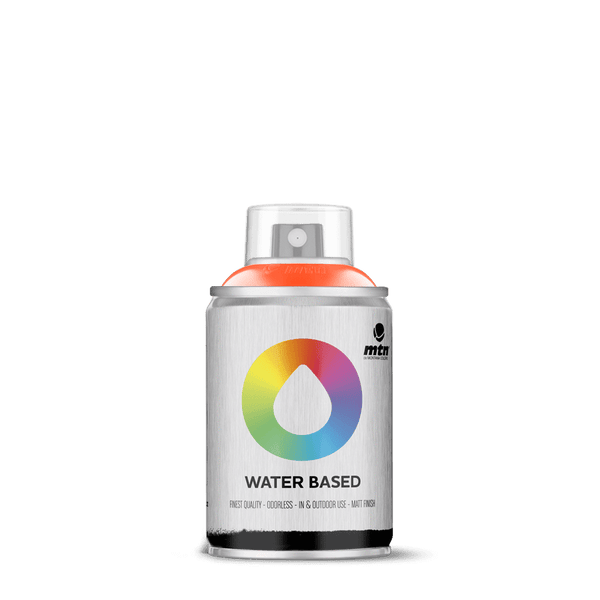 MTN Water Based 100 Spray Paint - Naphthol Red | Spray Planet