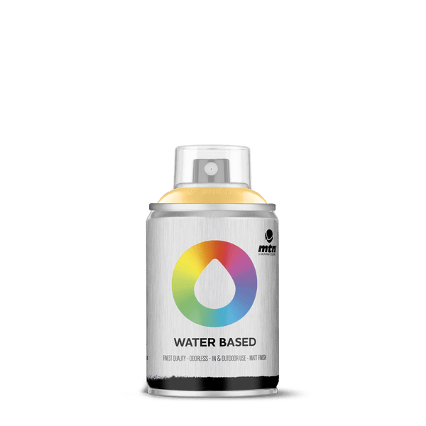 MTN Water Based 100 Spray Paint - Naples Yellow | Spray Planet
