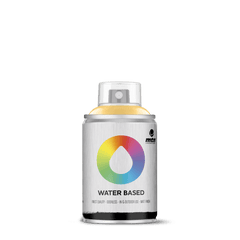 MTN Water Based 100 Spray Paint - Naples Yellow (W1RV-135)