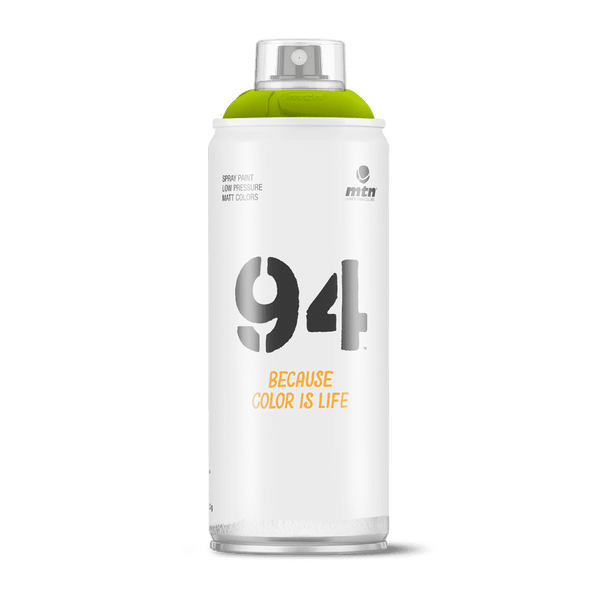 MTN 94 Spray Paint - Neon Green | Spray Planet