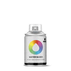 MTN Water Based 100 Spray Paint - Neutral Grey (W1RV-7040)
