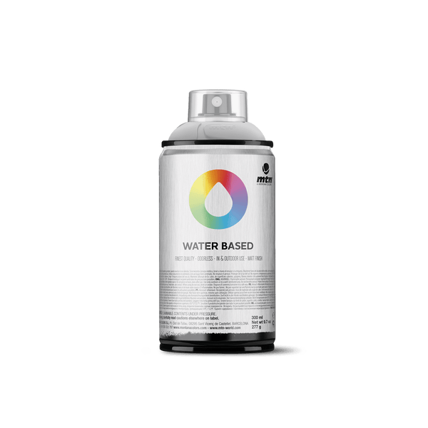 MTN Water Based 300 Spray Paint - Neutral Grey Pale | Spray Planet