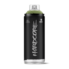 MTN Hardcore Spray Paint - Olive Green (HRV-6003)