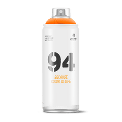 MTN 94 Spray Paint - Orange (9RV-2004)