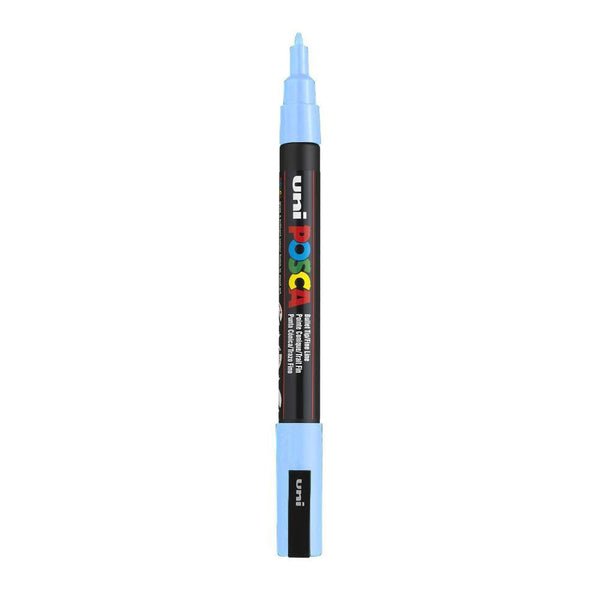 Posca P-3M Water Based Marker - Sky Blue