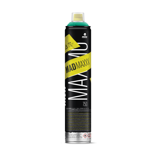 MTN Mad Maxxx Spray Paint - Paris Green | Spray Planet