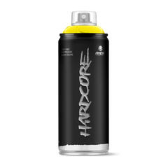 MTN Hardcore Spray Paint - Party Yellow (HRV-20)