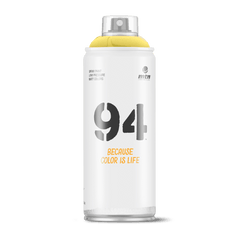 MTN 94 Spray Paint - Party Yellow (9RV-20)