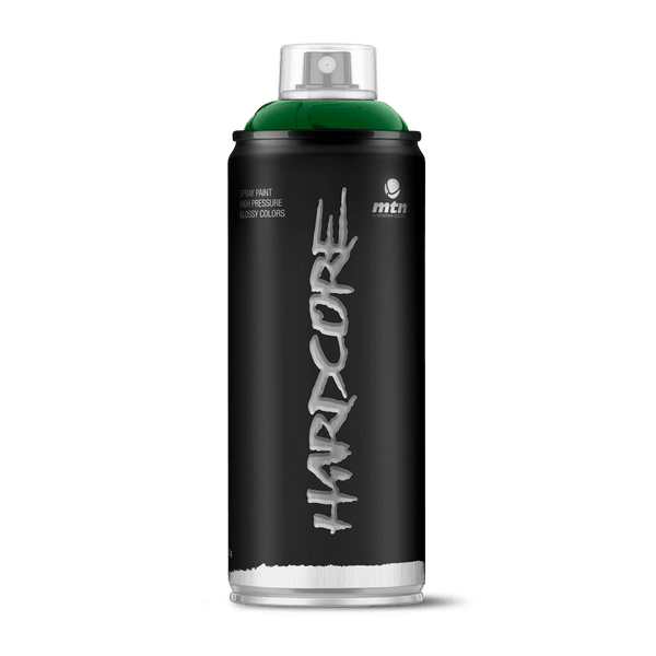 MTN Hardcore Spray Paint - Persephone Green | Spray Planet
