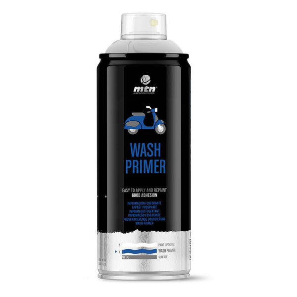 MTN PRO Wash Spray Primer | Spray Planet