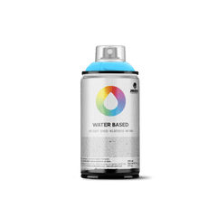 MTN Water Based 300 Spray Paint - Phthalo Blue Light (RV-29)