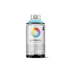 MTN Water Based 300 Spray Paint - <strong>NEW</strong> Phthalo Blue Pale (WRV-326)
