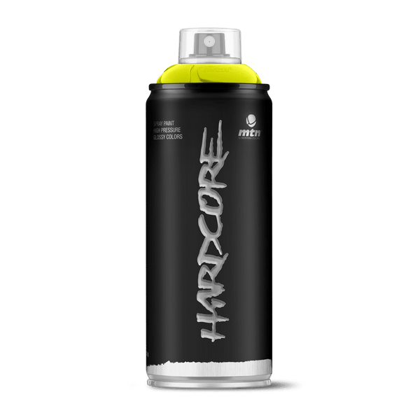 MTN Hardcore Spray Paint - Poison Green | Spray Planet