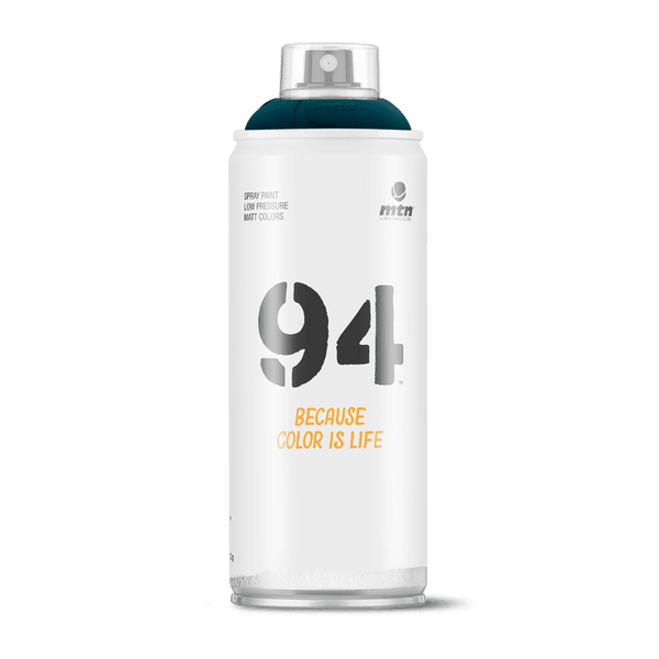 MTN 94 Spray Paint - Poseydon Blue | Spray Planet