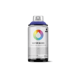 MTN Water Based 300 Spray Paint - <strong>NEW</strong> Primary Blue Dark (WRV-340)