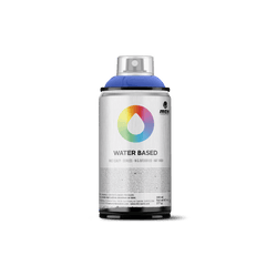 MTN Water Based 300 Spray Paint - <strong>NEW</strong> Primary Blue Deep (WRV-339)