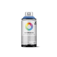 MTN Water Based 300 Spray Paint - <strong>NEW</strong> Primary Blue (WRV-338)