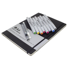 MTN Pro Blackbook x Marker <br>Pack (Primary Edition)