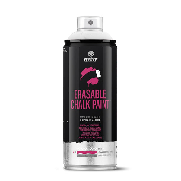 MTN PRO Erasable Chalk Paint 400ml - CWB White