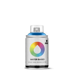 MTN Water Based 100 Spray Paint - Prussian Blue (W1RV-30)