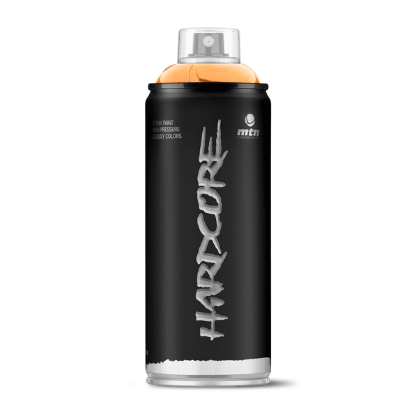 MTN Hardcore Spray Paint - Pumpkin | Spray Planet