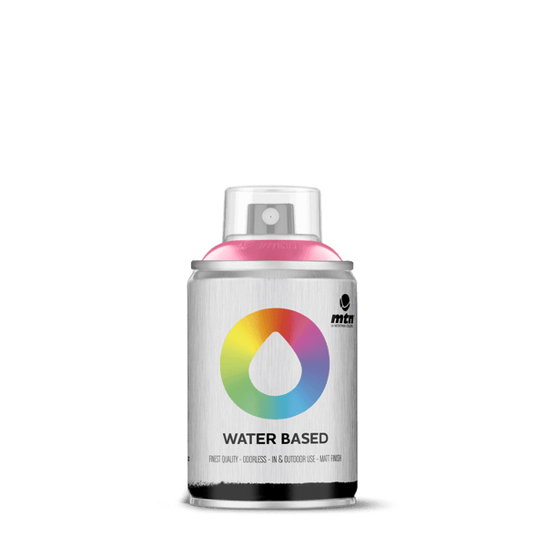 MTN Water Based 100 Spray Paint - Quinacridone Rose | Spray Planet