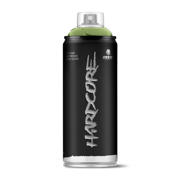 MTN Hardcore Spray Paint - Rambo Green | Spray Planet