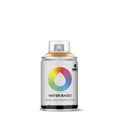 MTN Water Based 100 Spray Paint - Raw Sienna (W1RV-265)