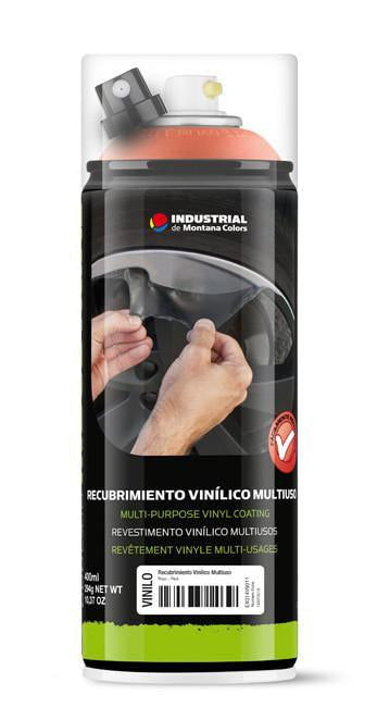 MTN Industrial Vinyl Coating Spray - Red | Spray Planet