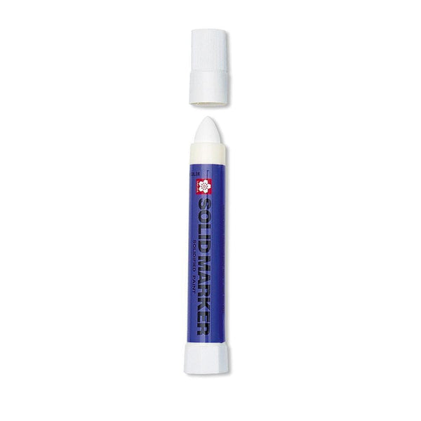 Sakura Solid Marker Mean Streak - White | Spray Planet